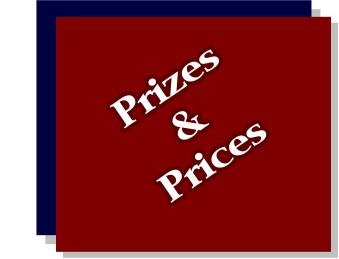 Prizes & Prices